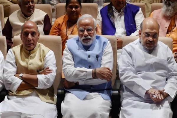 pm modi strict on absence of mps in the house