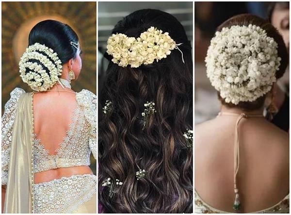 गजरे की शौकीन हैं तो करिए ये 16 डिफरेंट Hairstyles