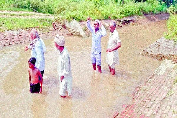 farmers did not perform minor cleaning