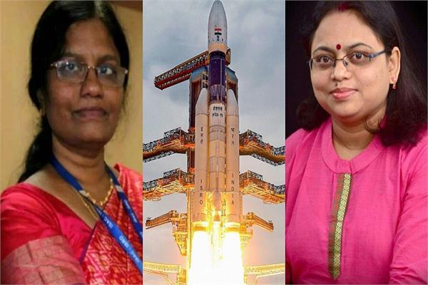 मिशन चंद्रयान 2ः भारत की इन दो महिलाओं ने रच दिया इतिहास