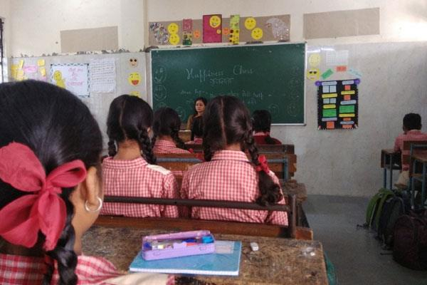 happiness curriculum building confidence in students across delhi