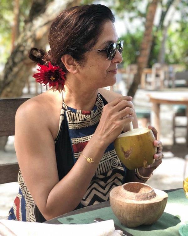 बोल्ड एक्ट्रेस नीना ने बताया आखिर वो क्यों करती हैं हॉट तस्वीरें पोस्ट?