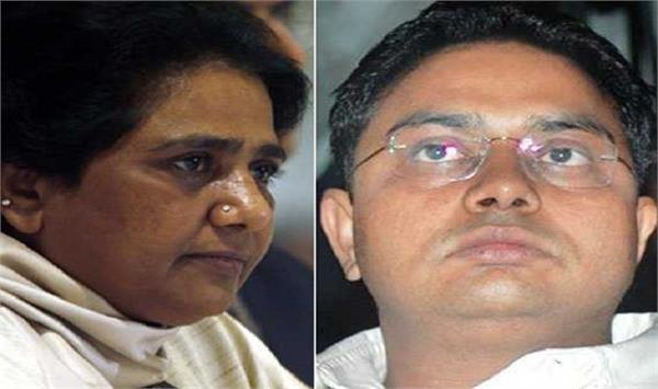 big action on mayawati s brother income tax department