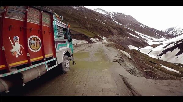 srinagar leh national highway close