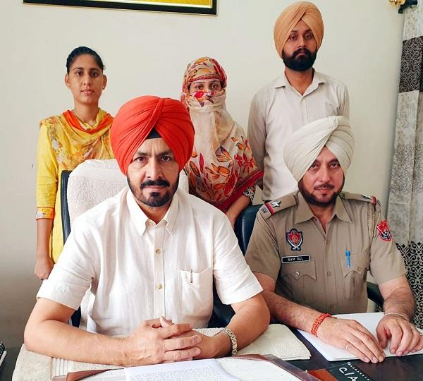 25 lakh heroin recovered