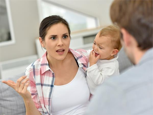 बच्चे नहीं, भारतीय महिलाओं के तनाव का कारण है पति, जानिए क्या है वजह