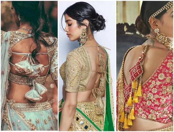 New Trend: पुराने नहीं, अब नए स्टाइल के Latkan से बढ़ाएं ड्रेस की ग्रेस  (See Pics)
