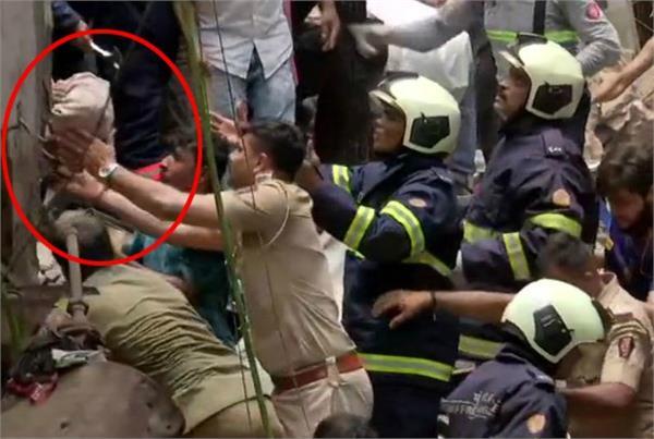 mumbai building accident 12 die