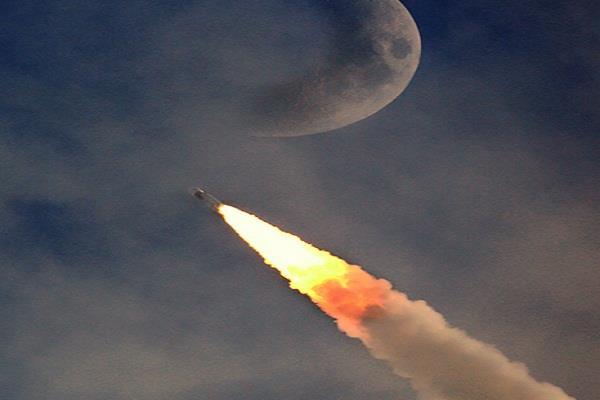 chandrayaan 2 moon mission gslv earth