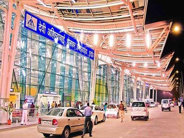 international flights started in indore airport