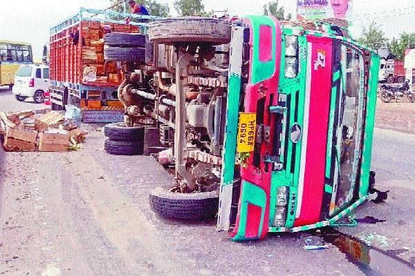 accident in panipat