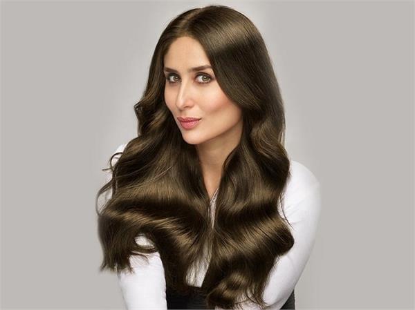 मानसून में करीना की तरह रखें बालों का ध्यान, हैल्दी के साथ बाल रहेंगे शाइनी