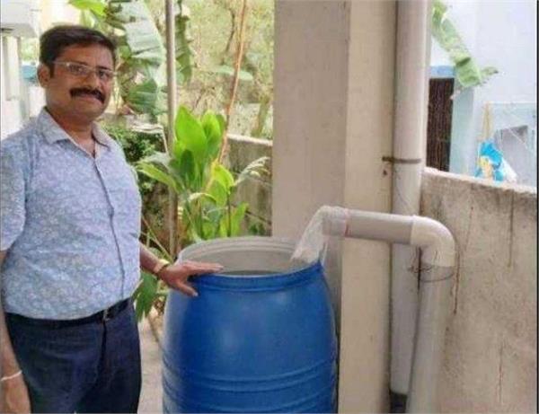 Save Water:चेन्नई मैन ने 250 रुपए में बचाया 225 लीटर पानी, लोगों को भी बताया तरीका