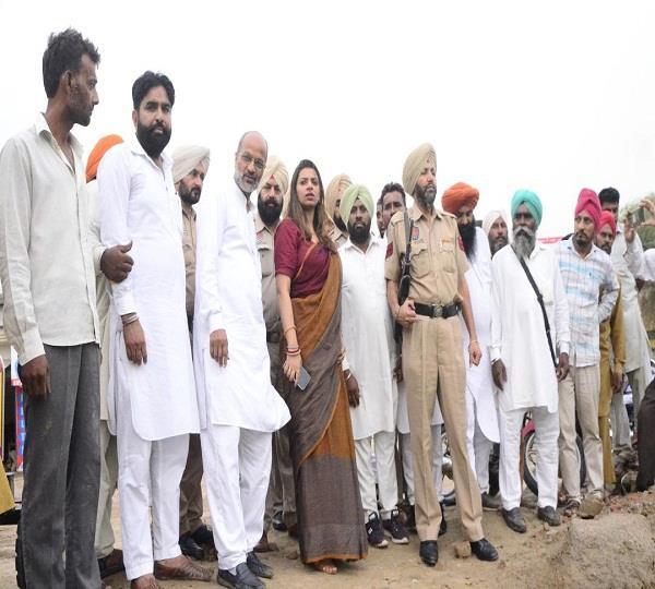 deputy commissioner visited boha city