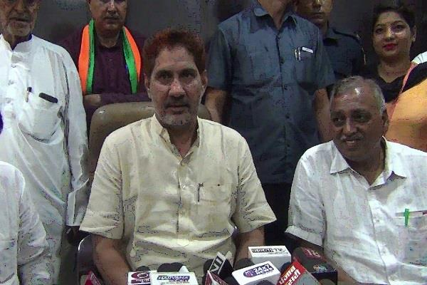 state speaker subhash barla s statement on getting more