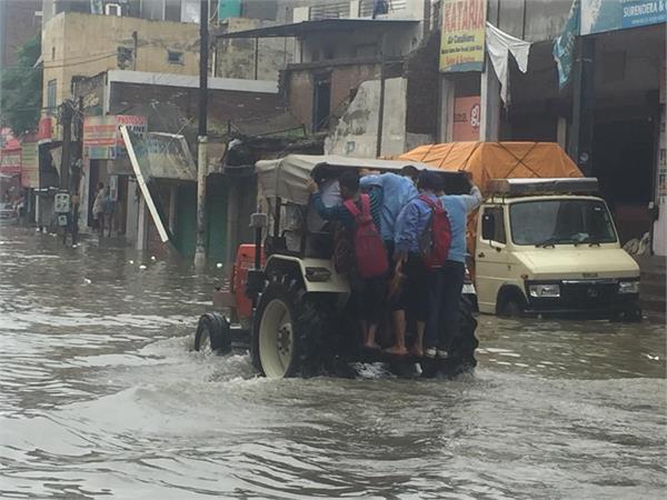rain in bathinda
