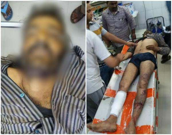 lalitpur boys with sons of aunt beat up their father s death
