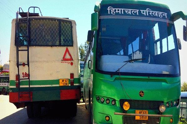 3 new bus routes started by hamirpur depot