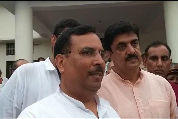exposed opposition  is struggling for the cream of power abhimanyu
