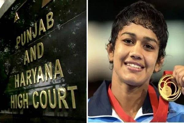 haryana punjab high court dismissed babita petition