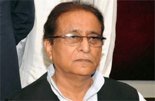 bjp leader s controversial statement azam khan