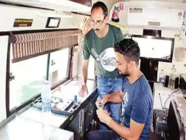 food fssi sent special investigation van for the minor fair