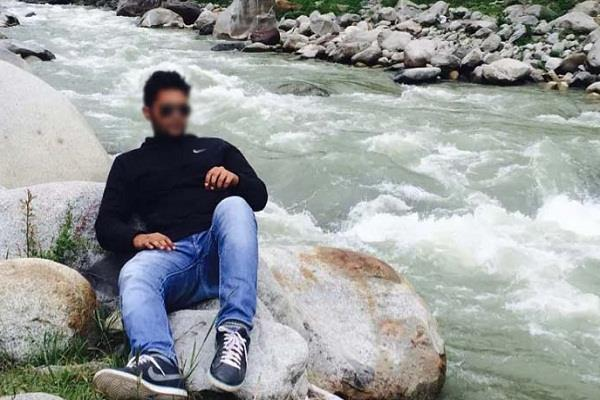 selfie s hobbies are dangerous young man from haryana drown in river beas