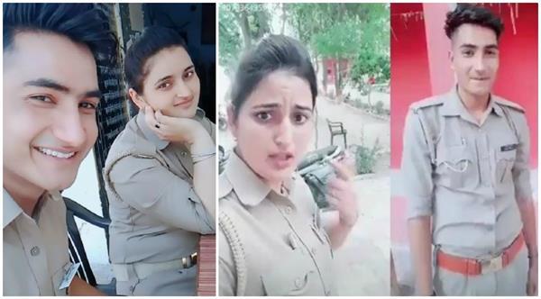 tik tok s drug addiction on policemen