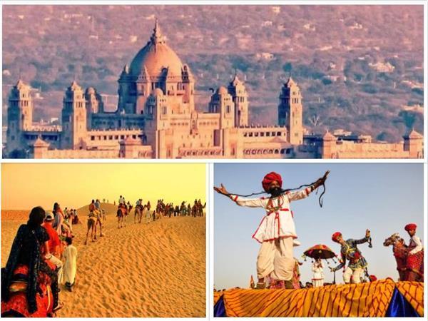 राजस्थान की इन 8 जगहों का लुत्फ उठाने दूर विदेश से खिंचे चले आते हैं लोग