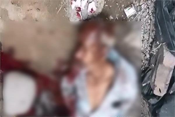 elderly person murders in pathankot
