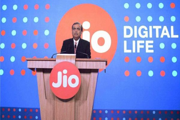 airtel overtook reliance jio the country s second largest telecom company