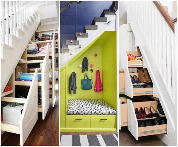Home Decor: स्मार्ट तरीके से इस्तेमाल करें सीढ़ियों के नीचे बची खाली स्पेस