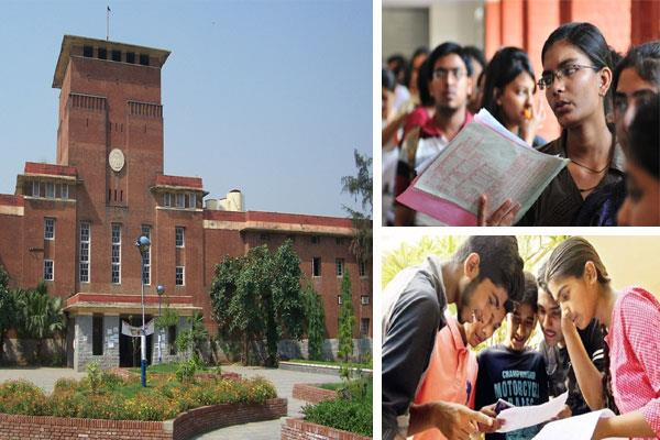 du entrance exam pg course results were released