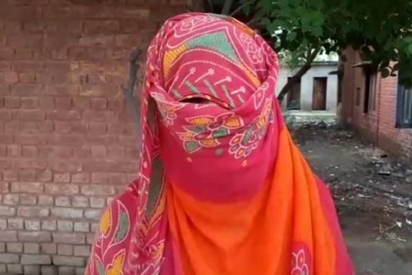 minor girl raped in desert house of policeman in mewat