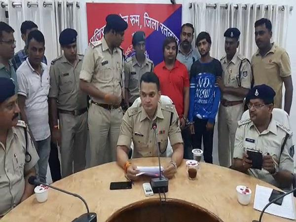 big action of ratlam police