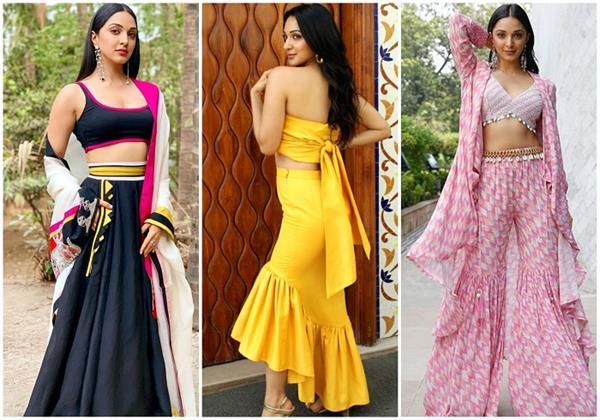 Fashion: कियारा की 14 ड्रेसेज, कॉलेज गोइंग गर्ल्स के लिए परफेक्ट