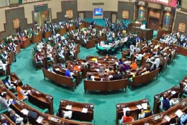 assembly on the fifth day of the monsoon session