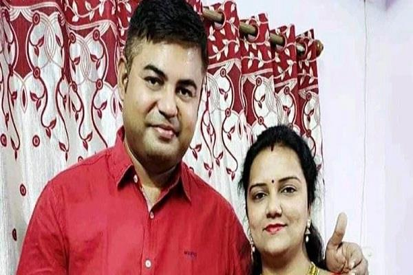 chattisgarh couple top in pcs exam anubhav singh vibha singh inspiring