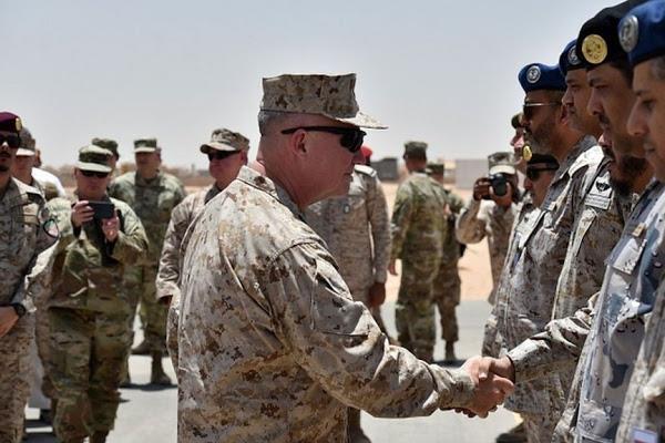 saudi arabia to host us troops