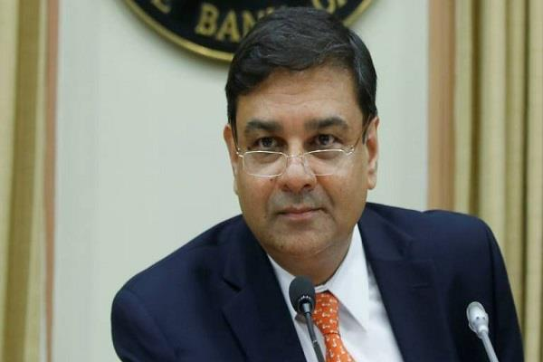 urjit patel accepts reserve bank and government failure to get rid of debt