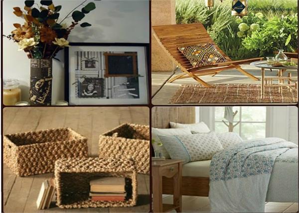 घर की शोभा बढ़ाने के साथ पर्यावरण को भी बचाएंगे ये Eco-Friendly फर्नीचर