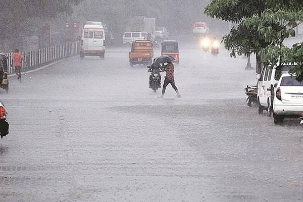monsoon fully activated rain in many areas