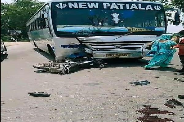 three members of a family died in road accident