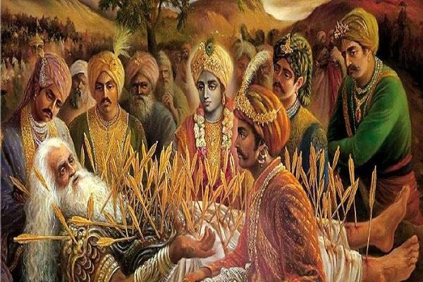 bhishma pitamah sutra in hindi