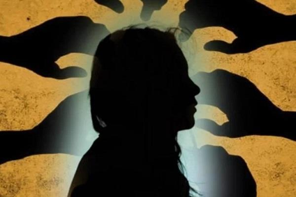 gangrape with minor girl in mp