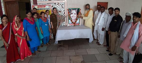 free check up of needy patients on death anniversary of late swadesh chopra