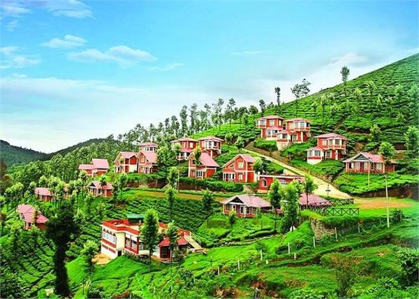 भारत के खूबसूरत पर्यटक स्थलों में एक है 'ऊटी'