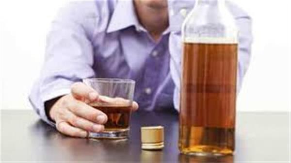 elderly drinks alcohol to 2 children in front of educationmitra