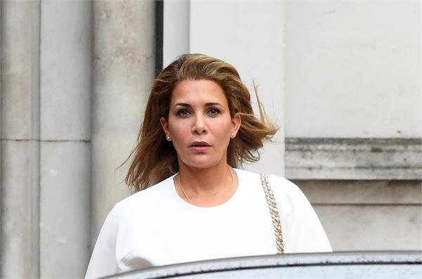 dubai rulers wife seeks protection order from london court