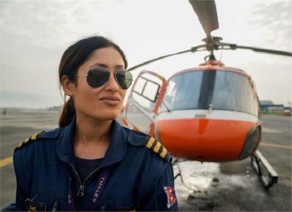 पहली महिला रेस्क्यू पायलट है प्रिया, बचा चुकी हैं अनगिनत पर्वतारोहियों की जान